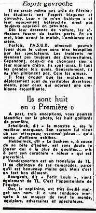 Asub journal 1954 esprit gavroche145